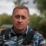 Майор полиции Денис Макаров