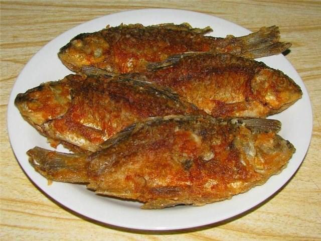 Рыба жареная рецепт